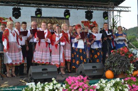 Dożynki Powiatu Pińczowskiego