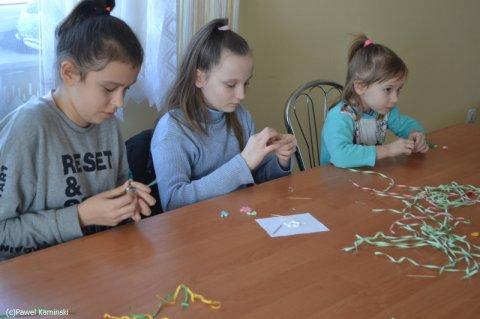 Warsztaty Wielkanocne w Niewiatrowicach
